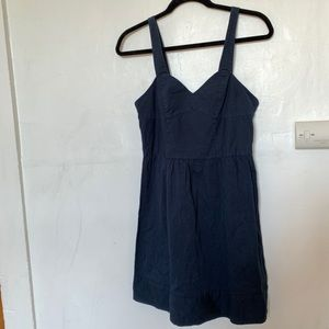 Urban Outfitters Kimchi Blue Blue Dress